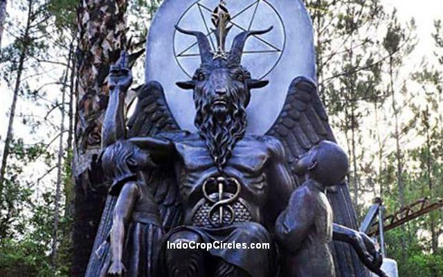 Ini 5 kota dengan penyembah setan paling banyak