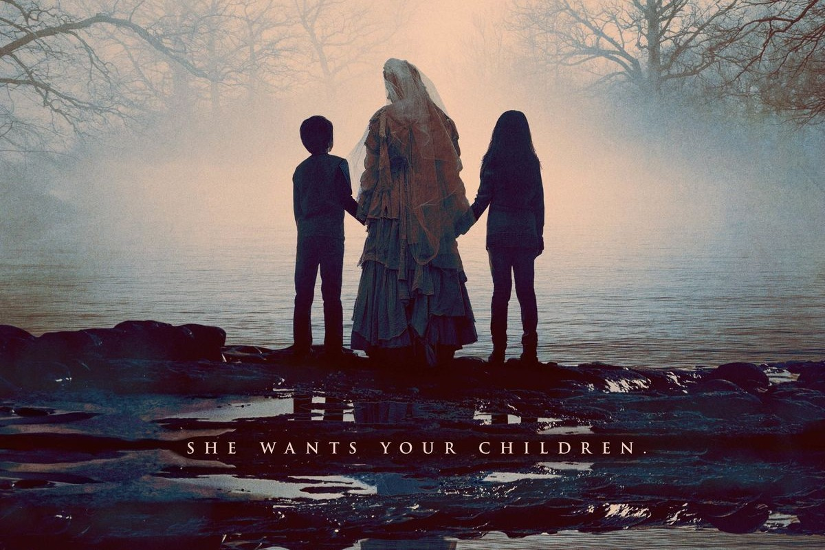 The Curse of La Llorona trailer is here and its loaded with enough jumpscares and screaming faces to make you want to take the rest of the day off