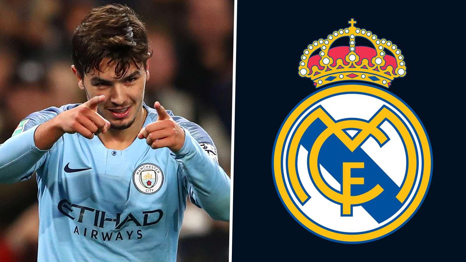 Brahim Diaz Pemain Baru Real Madrid Dari Manchester City