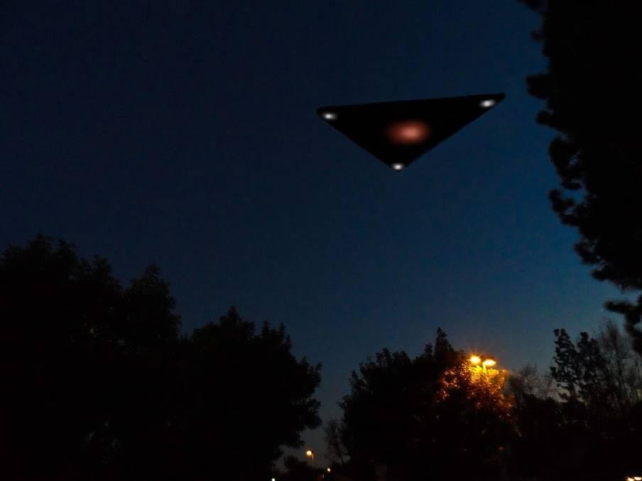 Dikira pesawat UFO, ternyata ini wujud aslinya