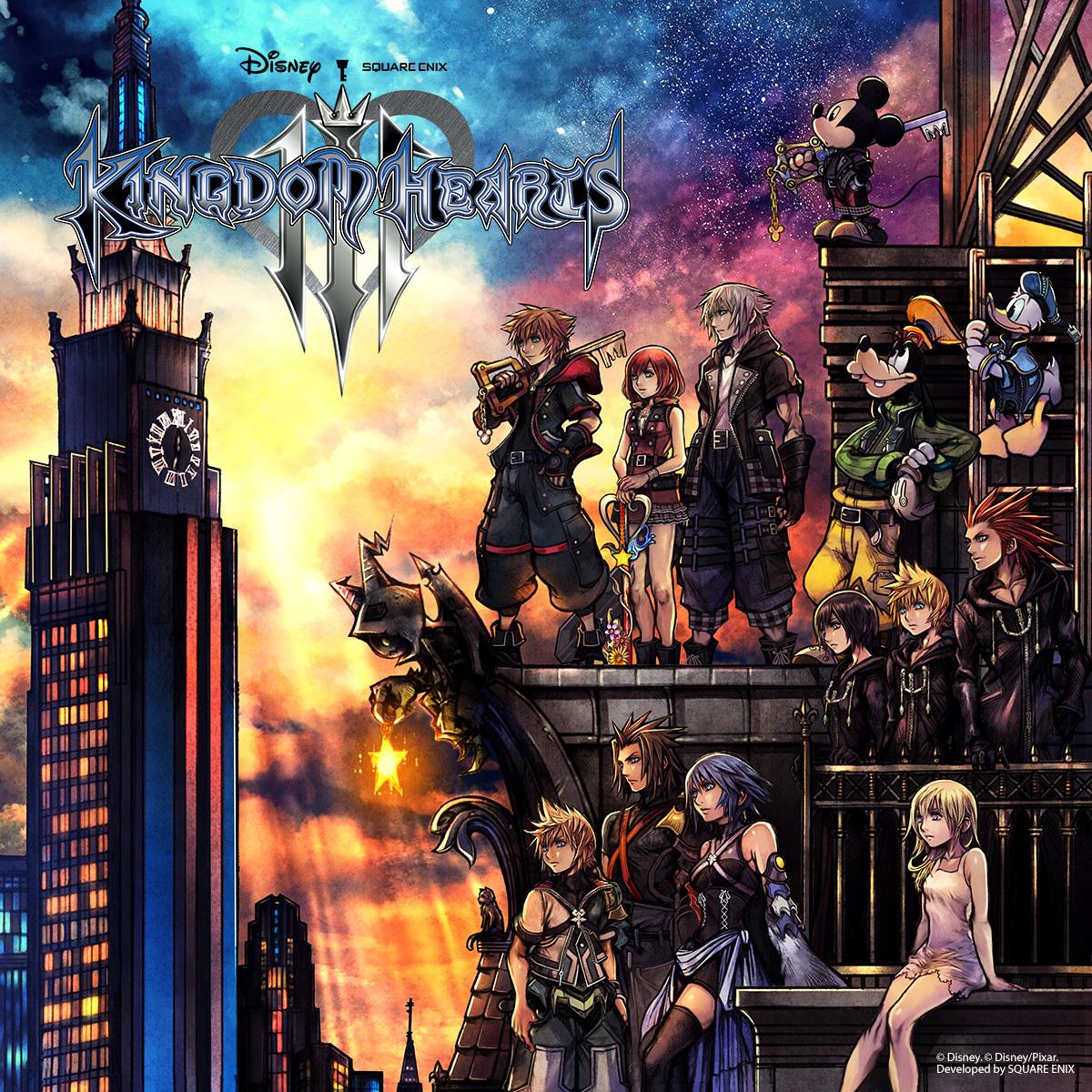 Ini dia review game Kingdom Hearts III dan sinopsis gameplay-nya