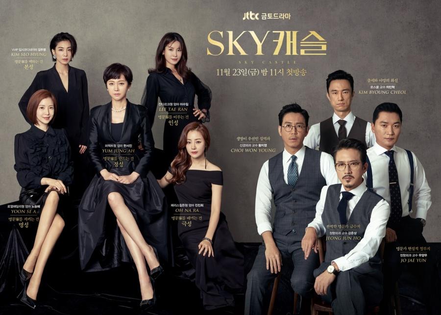6 Alasan ini bikin Sky Castle meraih rating tinggi & disukai penonton