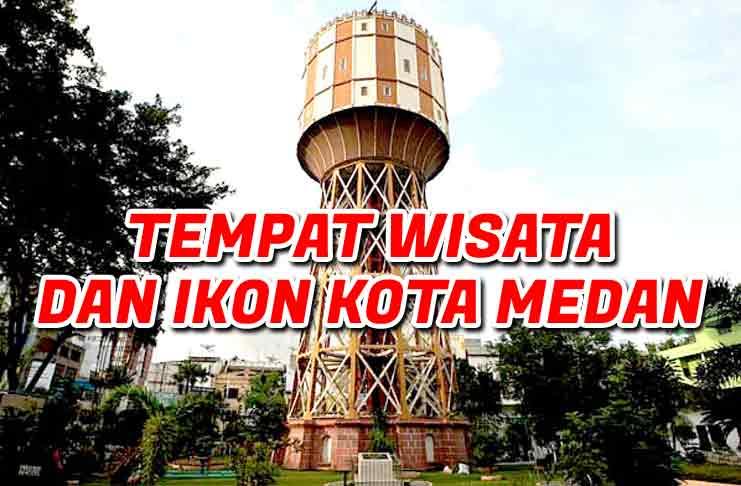 5 Tempat wisata low budget yang banyak didatangi di Medan