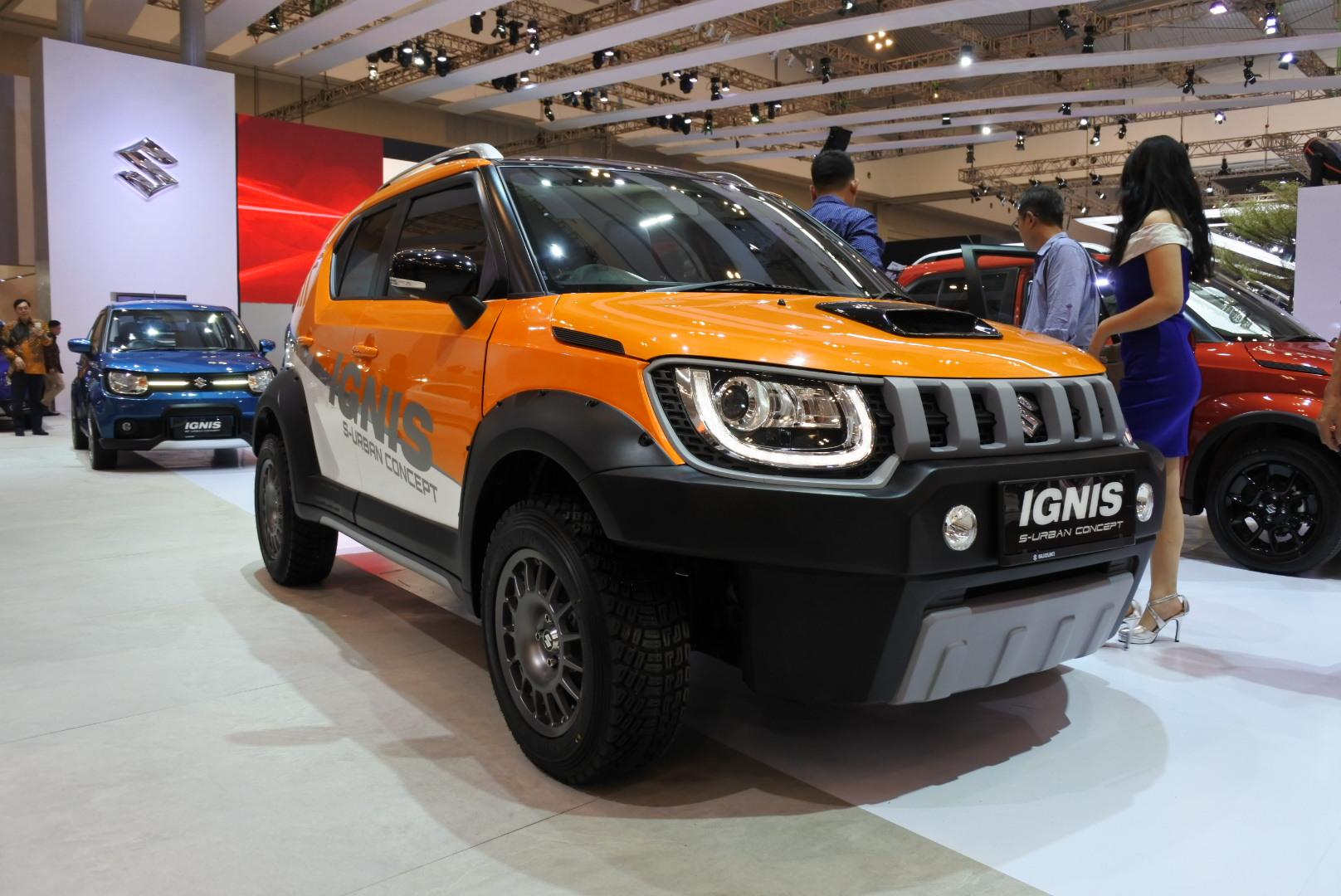 Produksi Suzuki Ignis direm, ini alasannya