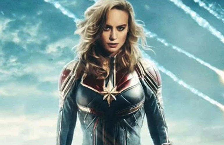 6 Fakta menarik di balik film Captain Marvel, sang superhero wanita