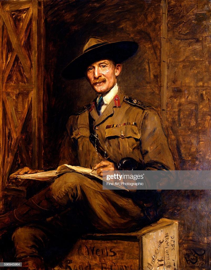 Lord Baden-Powell, Bapak Pandu Dunia yang menginspirasi