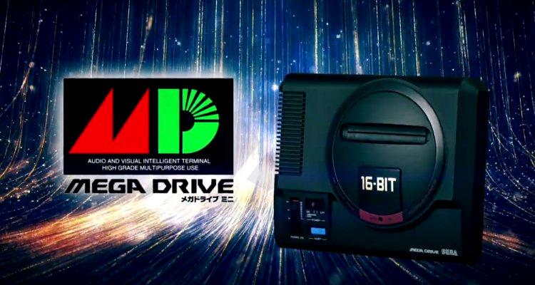 Nostalgia video game era 90an dengan Sega Mega Drive ...