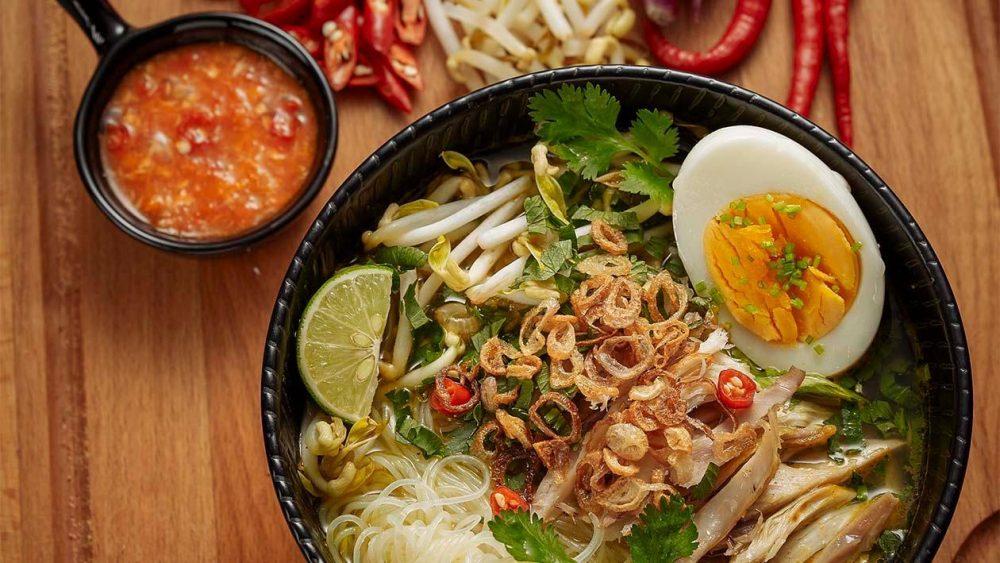 Ini Dia 5 Makanan Khas Indonesia Yang Telah Mendunia