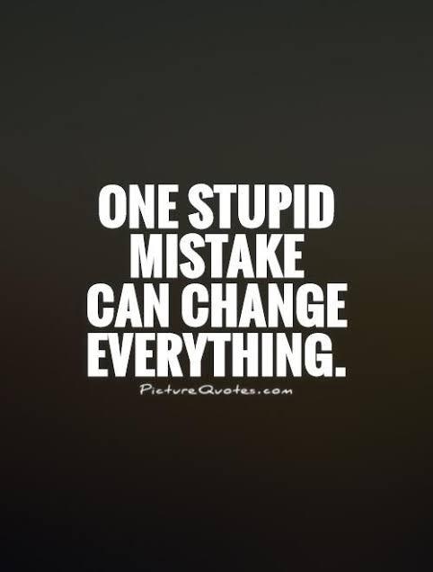 7 Alasan melakukan kesalahan itu baik, bisa jadi manusia seutuhnya