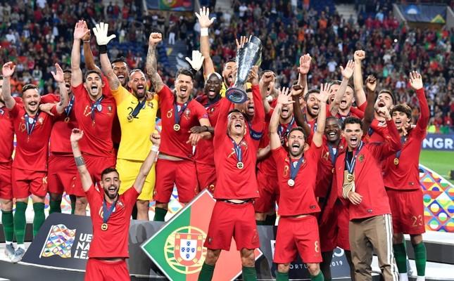 Sadis, Portugal benamkan perlawanan Belanda dengan skor tipis