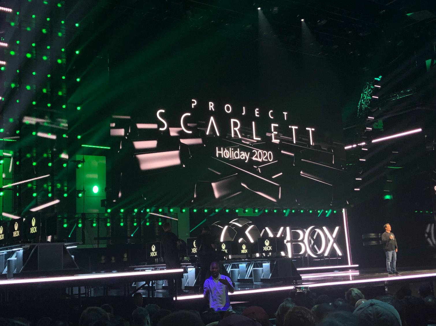 Microsoft resmi umumkan nama kode penerus XBox One di panggung E3 2019
