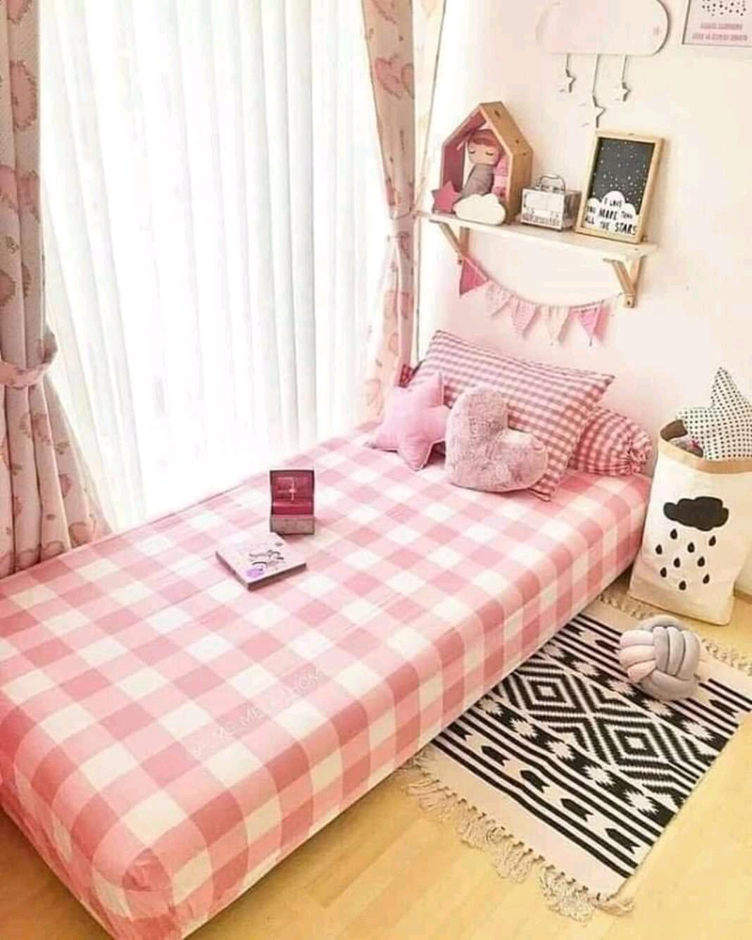 10 Ide Dekorasi Kamar Tidur Anak Tipe Lesehan Punya Banyak