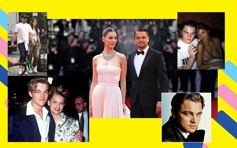 17 Mantan kekasih Leonardo DiCaprio, mayoritas model
