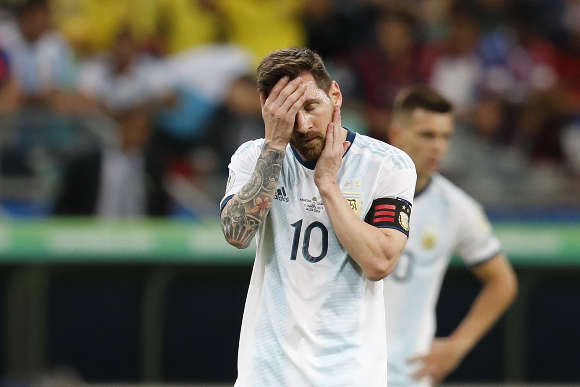 Argentina kritis, mau tak mau mereka wajib menang atas Qatar