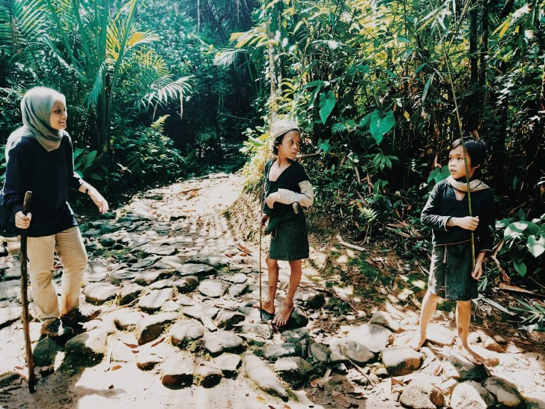 Mahasiswa FIB UGM menelisik Tradisi Kawalu di Suku Baduy
