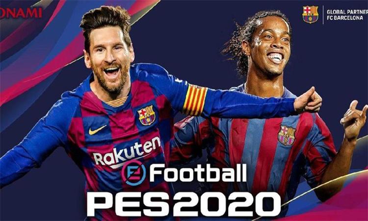 PES 2020 siap berkobar di akhir tahun
