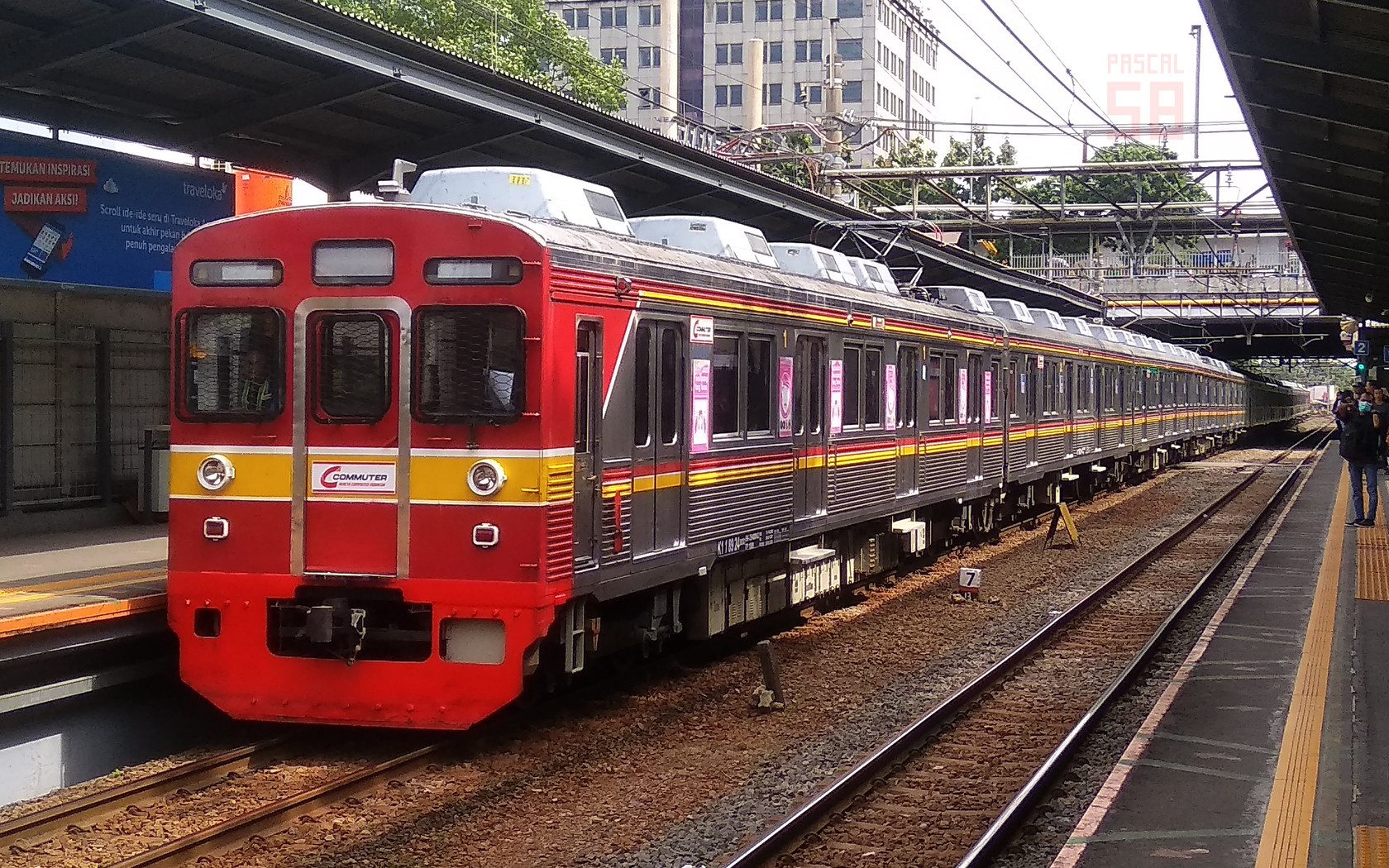Ini perbedaan antara MRT, LRT, dan KRL