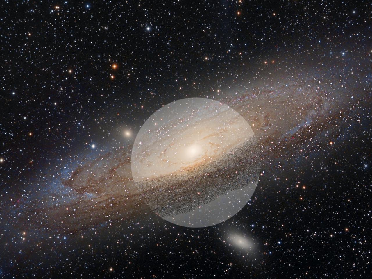 Oposisi Saturnus, Planet Saturnus mendekati Bumi dengan jarak terdekat