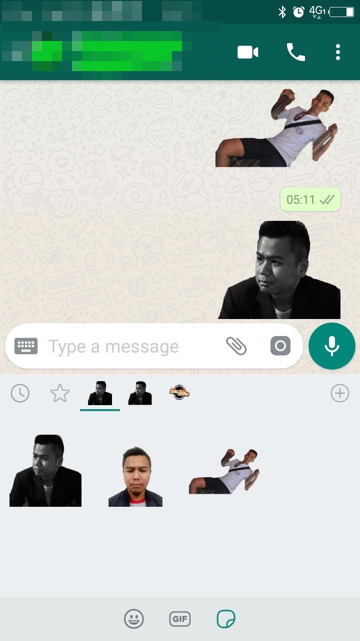 6 Langkah Mudah Membuat Stiker Whatsapp Sendiri Coba Yuk