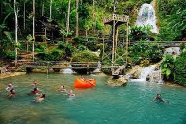 Kembang Soka, air terjun cantik di Kulon Progo favorit wisatawan asing