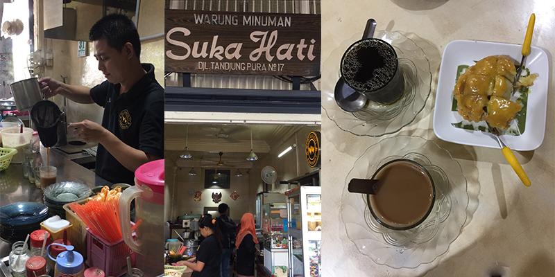 Suka Hati, warung kopi legendaris di Pontianak