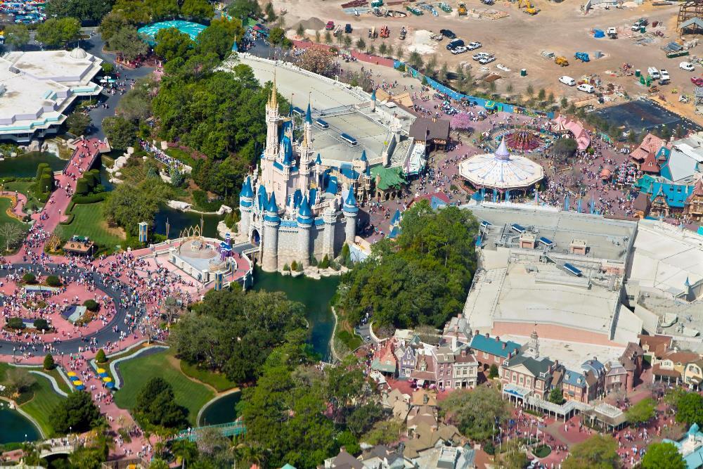 5 Alasan mengapa Disney World jadi tempat penuh 'keajaiban'