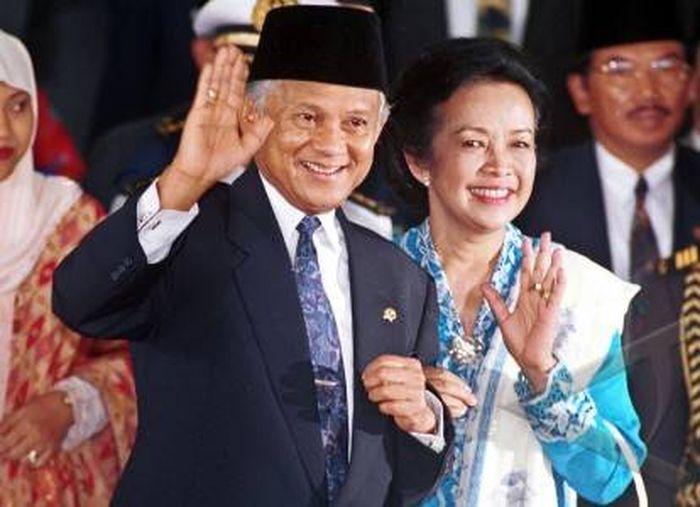 BJ Habibie wafat, ini 10 fakta sang Bapak Teknologi Indonesia