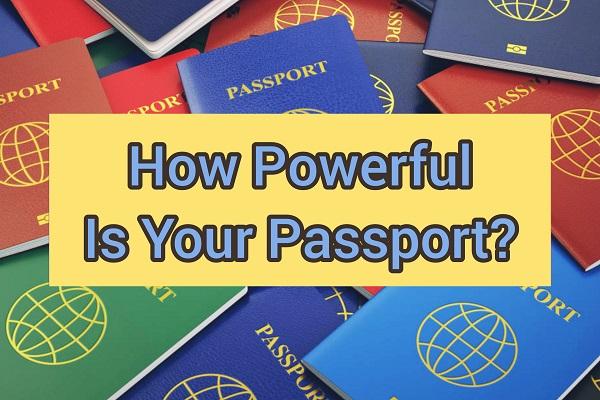 Kekuatan paspor 11 negara di Asia Tenggara versi Passport Index?