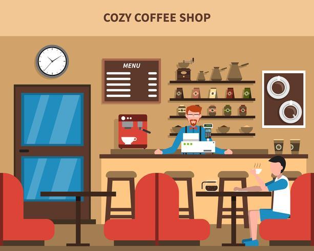 Jeli melihat peluang, begini cara asyik bikin cafe unik