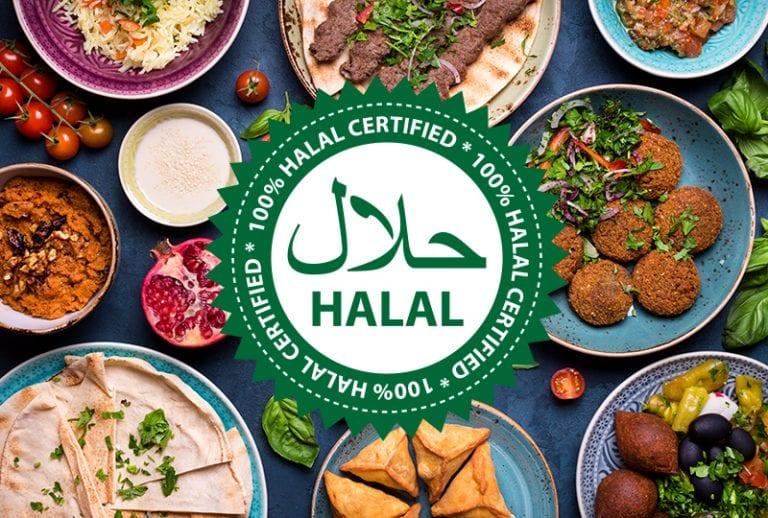Potret logo Halal ini berasal dari 21 negara di Asia