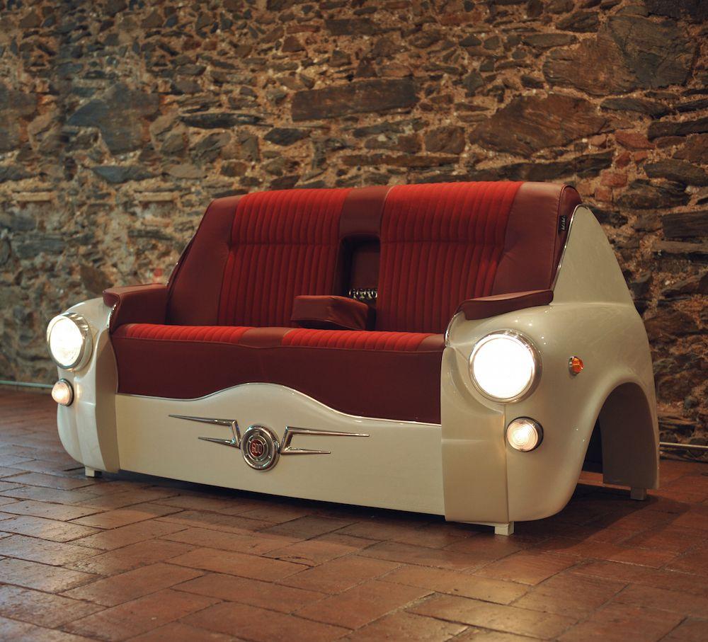 6 Furnitur keren ini bikin penggemar otomotif langsung melirik