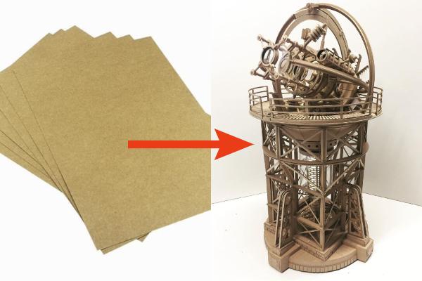 10 Kerajinan dari kertas karton ini hasilnya unik dan keren