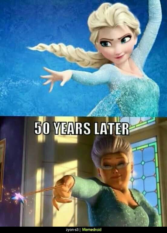 13 Hilarious Frozen 2 Memes Only Disney Fans Will Understand