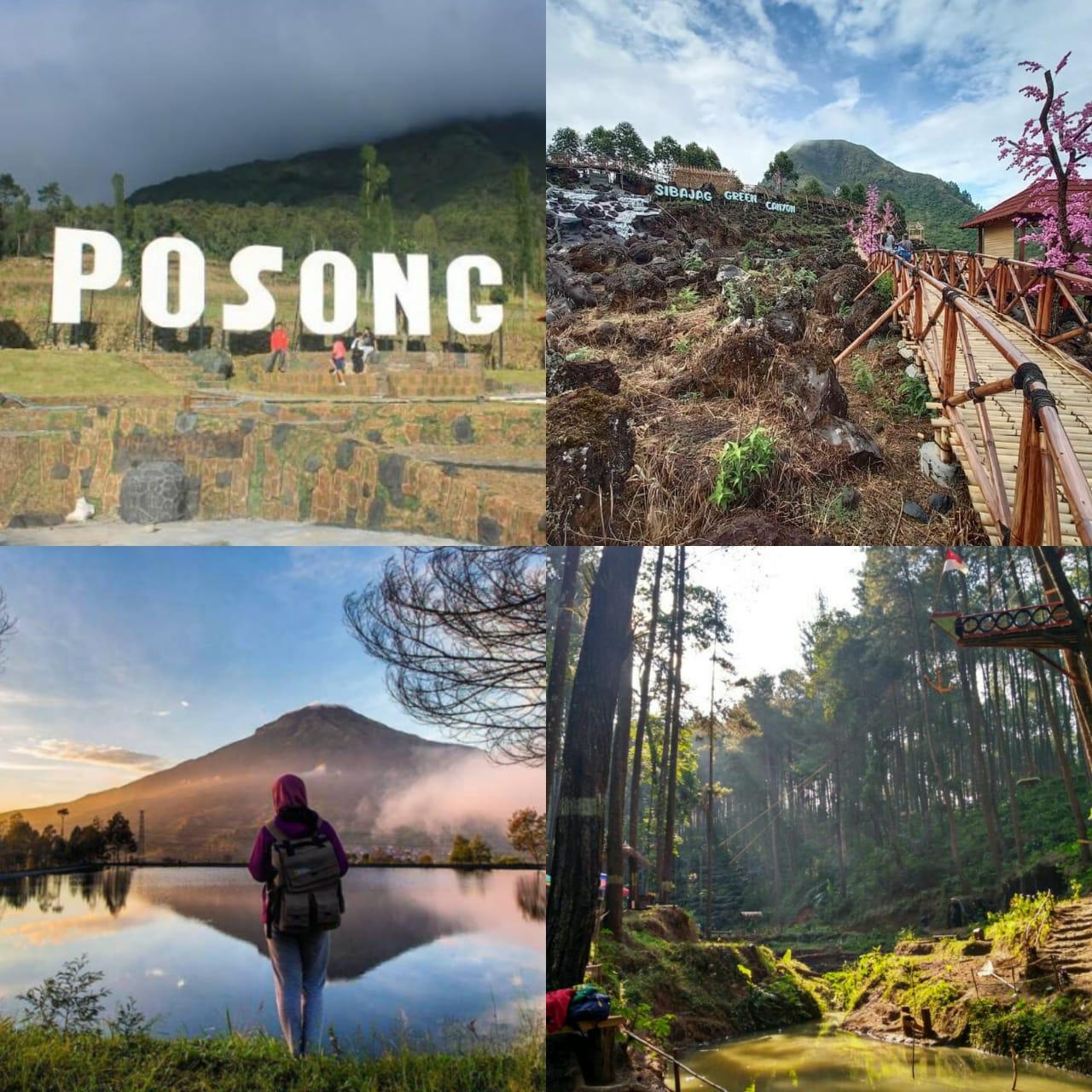 4 Wisata alam di Temanggung ini sajikan pemandangan menawan