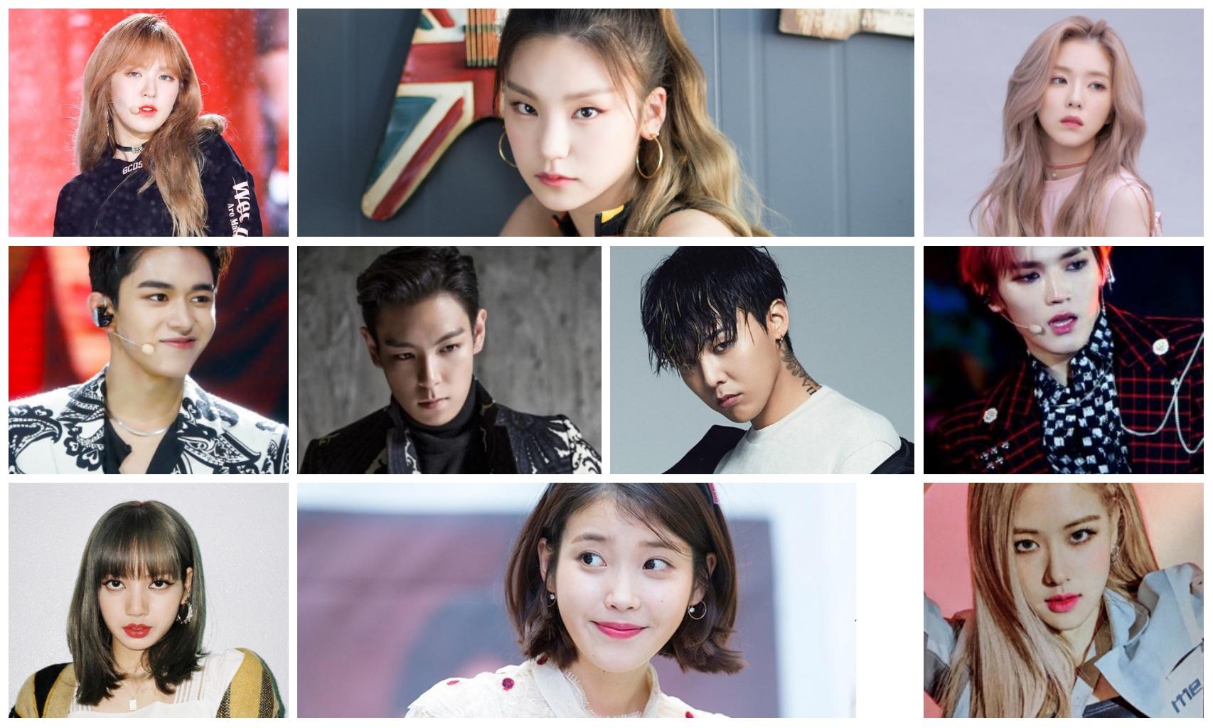 10 Idol K Pop Ini Punya Kemiripan Dengan Hero Dalam Mobile