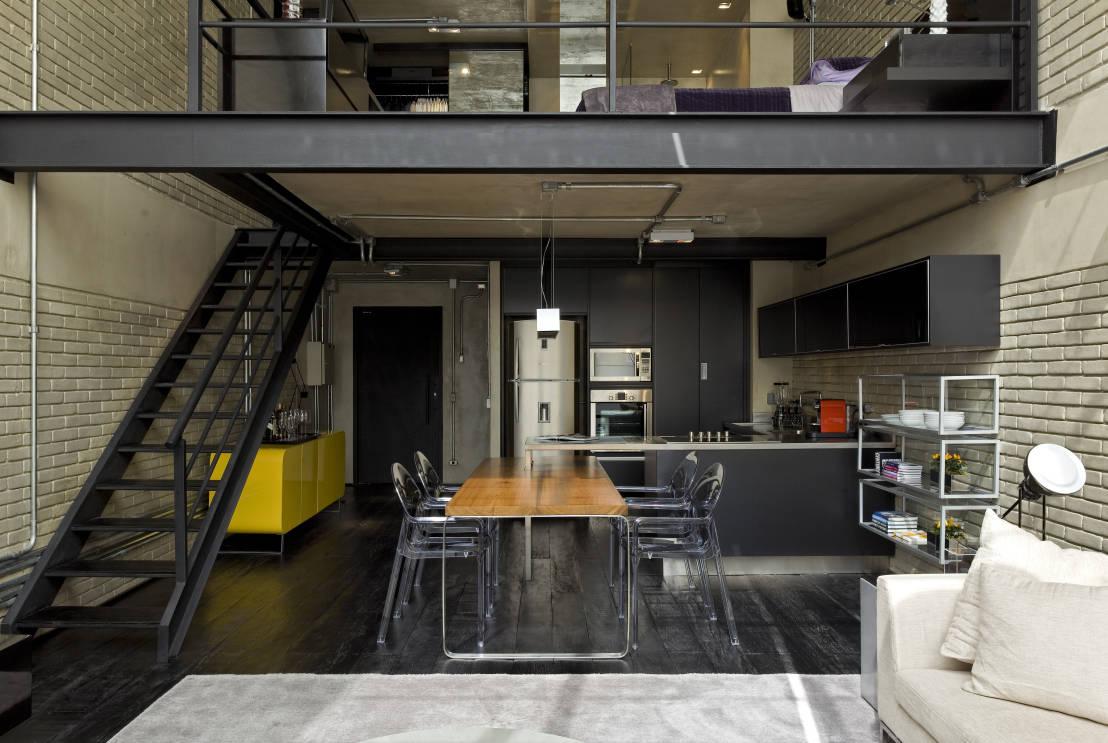 4 Elemen penting dekorasi interior industrial yang perlu kamu ketahui
