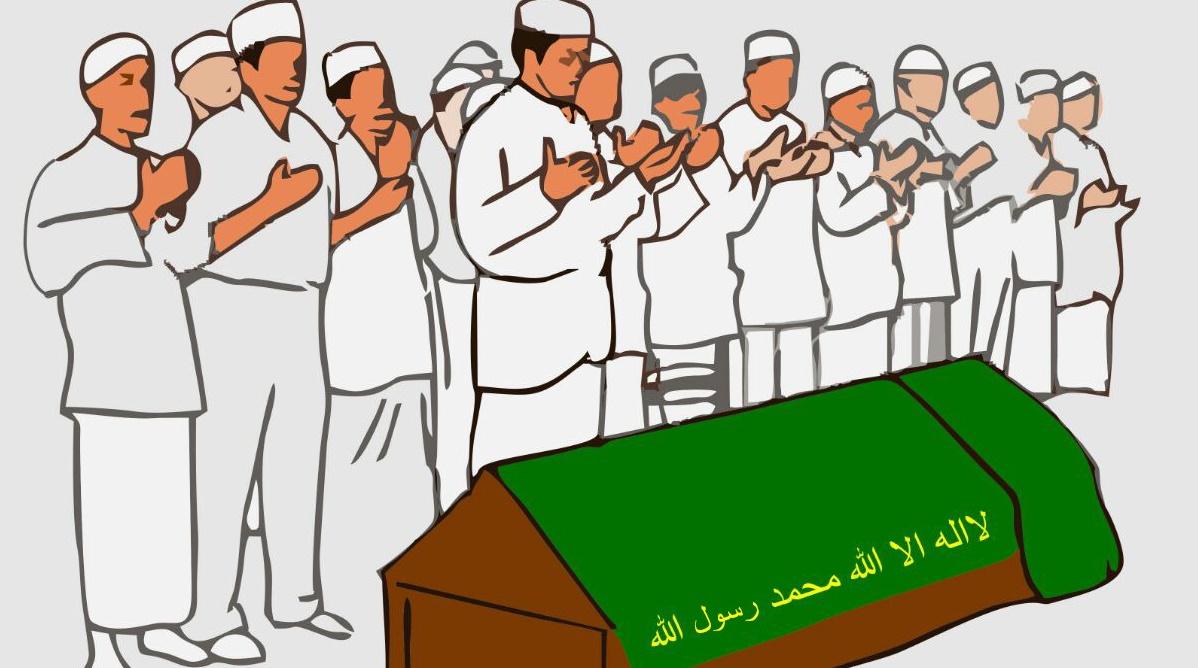 Tata cara sholat jenazah jasad perempuan beserta doa dan keutamaannya