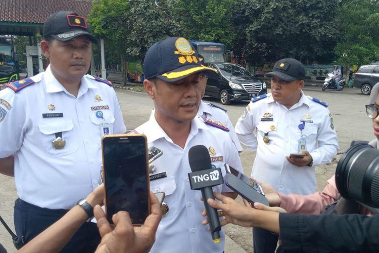 Dinas Perhubungan Kota Tangerang imbau warga untuk tidak mudik
