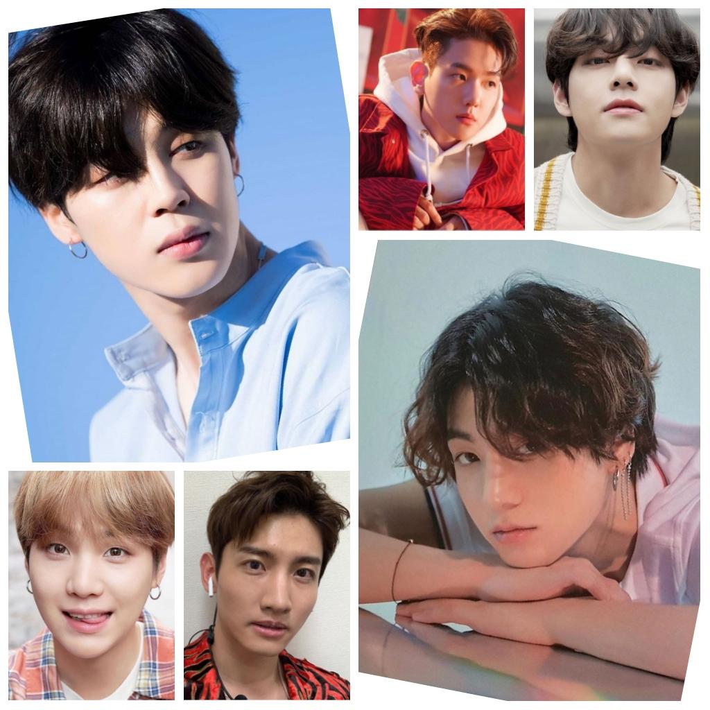 Daftar 20 K Pop idol pria terpopuler pada pertengahan 20