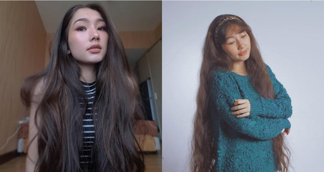 9 Potret cantik Devina Aureel dengan rambut panjang, bak Rapunzel