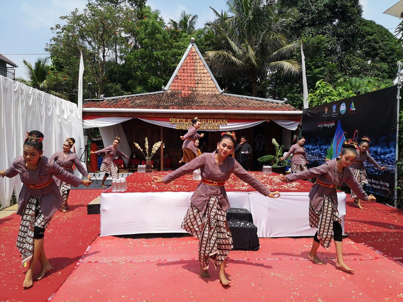 Kenduri Banyu Udan, wujud syukur warga desa atas berkah hujan