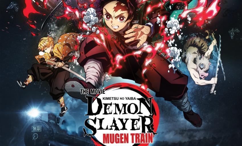 2 Faktor di balik kesuksesan film anime Demon Slayer
