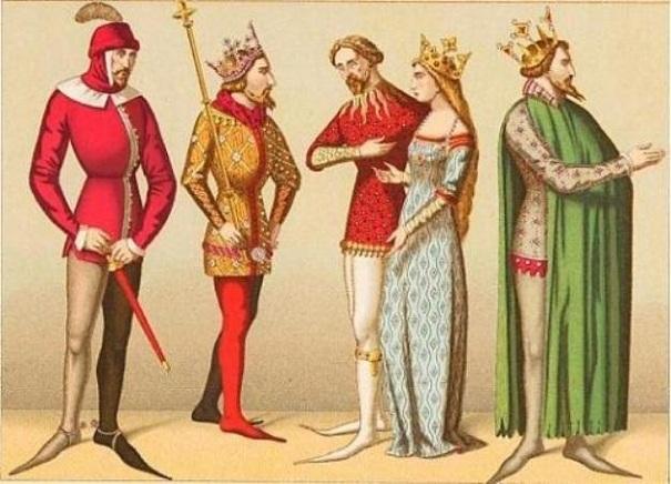 5 Tren fashion aneh yang ada pada zaman dahulu ini nyeleneh banget