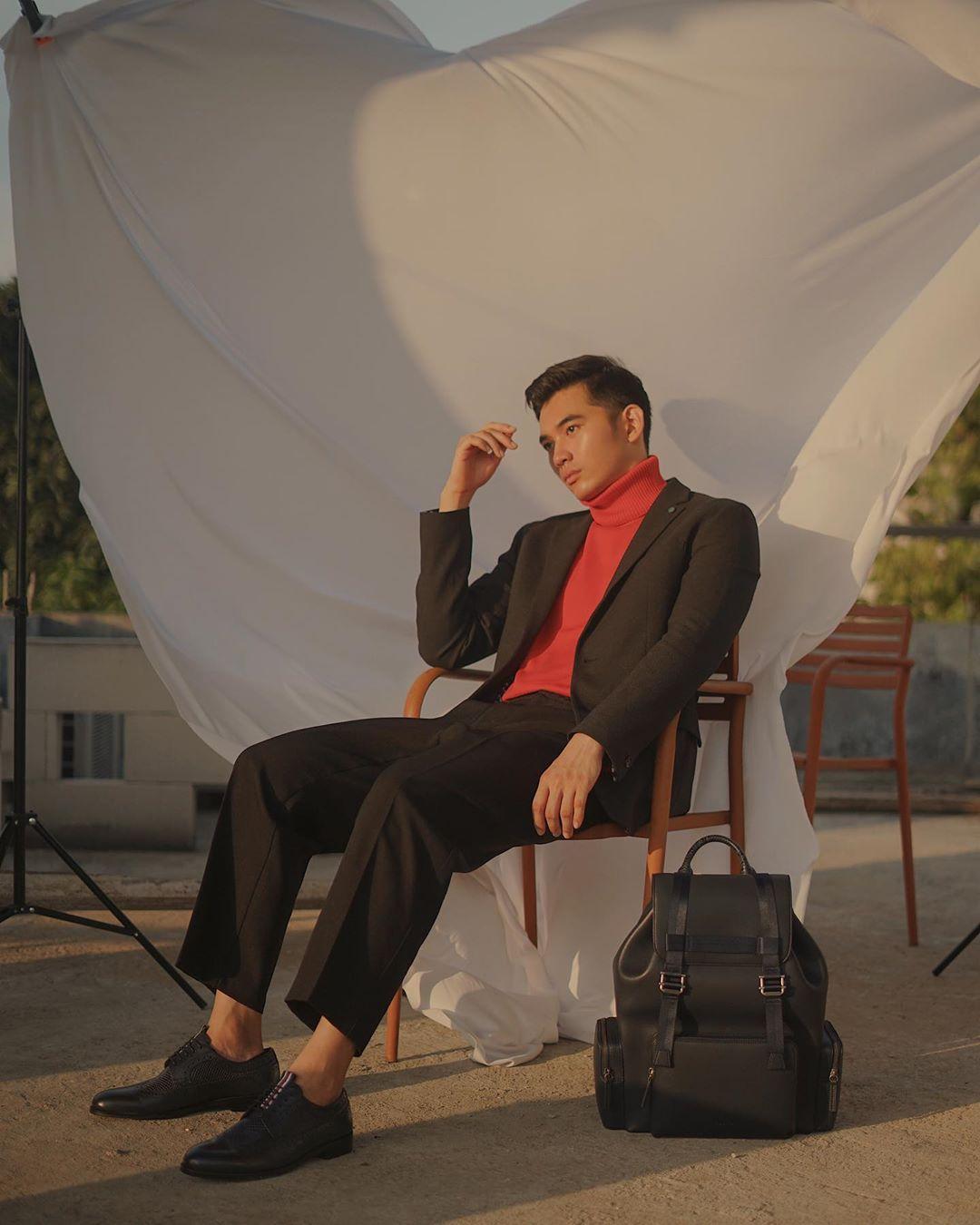 Begini tips berbusana ala fashion blogger Arnold Teja