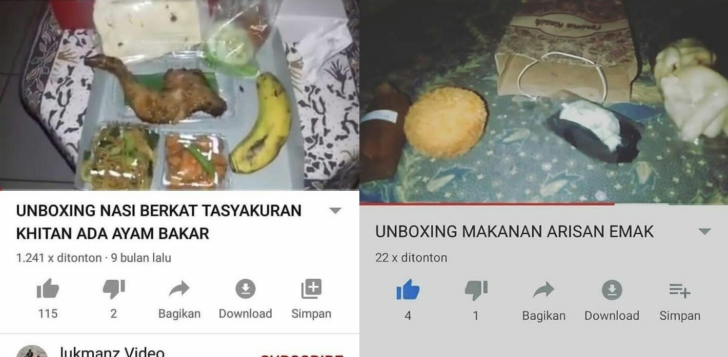9 Video kocak tentang unboxing barang ini bikin penonton melongo
