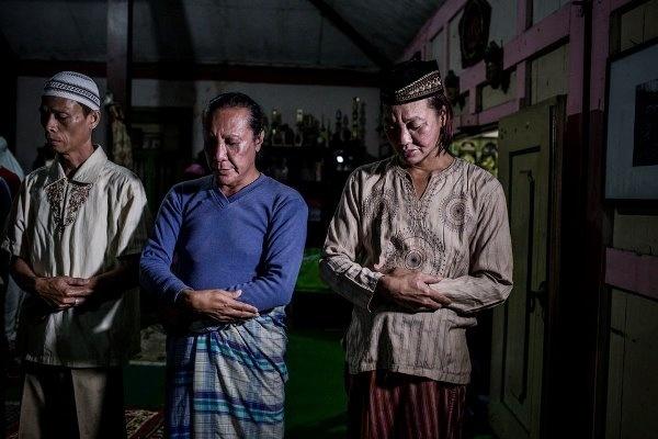 Potret kehidupan pondok pesantren waria pertama di Indonesia