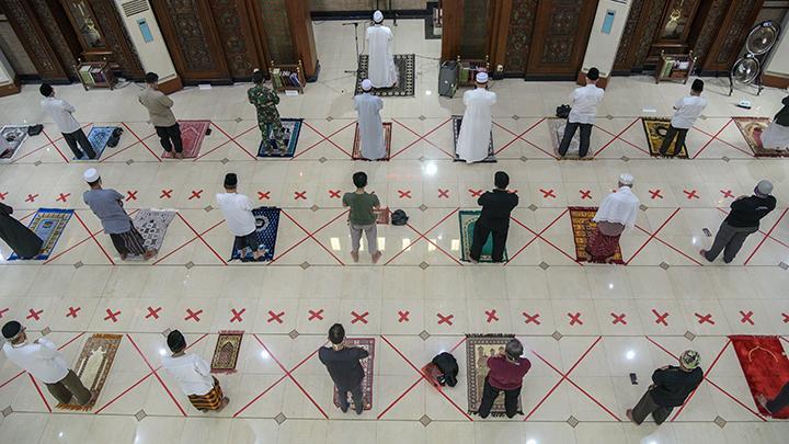 5 Tips menjaga kebersihan saat beribadah di masjid selama Ramadan
