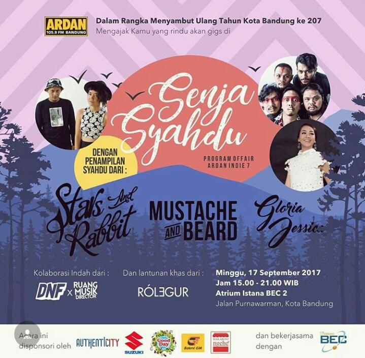 5 Acara yang bakal manjain kamu selama di Bandung pada akhir pekan ini