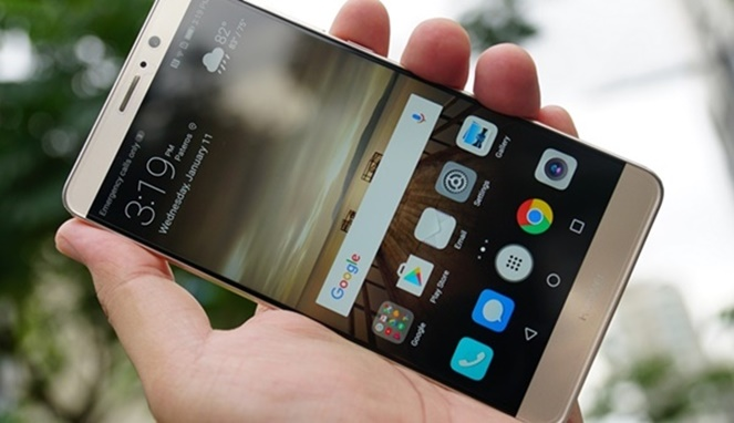 4 Smartphone kece yang nggak kalah dari iPhone 8