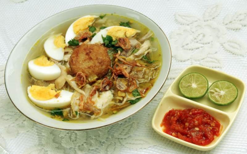 5 Kuliner khas Kalimantan Selatan ini dijamin bikin ketagihan